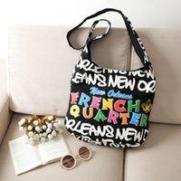 bags graphics - Colorful graphic Black Hobo Messenger Bag Crossbody Sling Shoulderbag
