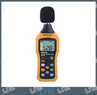 audio logger - Digital LCD Audio Decibel Sound Noise Level Meter Monitor HYELEC MS6708 Logger Tester dB to dB dB Meter Measuring