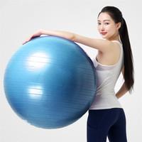 balance flexibility - NEW Yoga Exercise Ball Balance Flexibility Strength Training Equipment cm High Quality