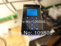 Wholesale by DHL KW CE Rohs one piece steam generator water proof LCD touch screen controller Hi fi FM radio MK117