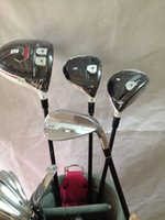 golf club set - 12pcs set golf clubs R15 driver R15 fairway woods Rsi1 Rsi irons set PAS come headcover