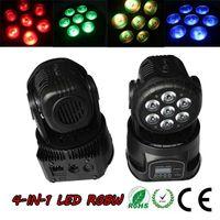 move free - Osram LED beam Moving Head rgbw Light x10W in1 Mini beam DJ light DHL