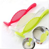 Wholesale Practical Plastic Rice Wash Tool Manual Stick Rice Clean Machine Kitchen Helper Hands Protect Cooking Tools