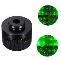 best laser pointer color - car Best Price in1 Pattern Converter Light Refraction Head For Green Red Blue Laser Pointer Black Color Excellent Quality
