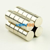Wholesale 10pcs x Strong Powerful Magnets Disc mm X mm Round N35 Rare Earth Neodymium order lt no track