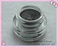 best gel eye liner - Best eye liner Black Eye gel liner BE101201 with Mini Brush