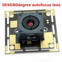 android camera autofocus - 38x38mm mini MP HD Autofocus degree lens CMOS OV5640 usb camera module for Android Linux Windows
