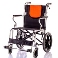 wheelchairs - yuwell H056C the old man disability handicapped lying folding wheelchair aluminium alloy portable folding wheelchairs