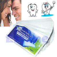 Cheap Free Shipping Professional 28Pcs pack Teeth Whitening Strips Tooth Bleaching Whiter Whitestrips Set
