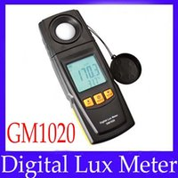 Wholesale Portable digital lux meter GM1020 with four range MOQ