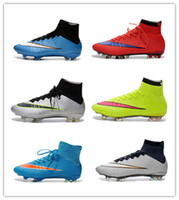 nike superfly boots - Nike Men s Mercurial Superfly FG Soccer Boots CR7 Cleats Laser Men shoes Soccer Shoes Football Shoes