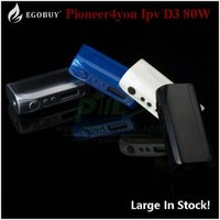 Ipv d3 Prix-<b>Ipv d3</b> 80w Pioneer4you 100% authentique vs d2 75w ipv5 Sigelei 150w tc fuchai smok koopor plus 200w box mod