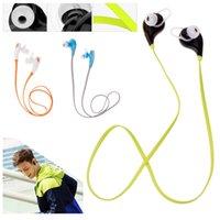 Cheap QCY scream QY7 wireless Bluetooth headset sports 4.1 bilateral mini stereo headphone headset Universal