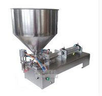 Wholesale pneumatic Filling Machine ml for cream shampoo cosmeticing