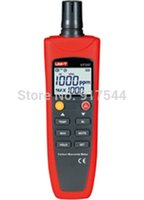 Wholesale Handheld Carbon Monoxide CO Gas Detector Tester Meter PPM Sound Light Alarm with Temperature Display UT337A