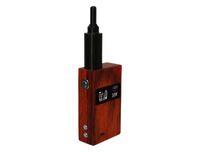 Wholesale 15pcs Luxyoun wooden mod ARK MODS w w wood box mod VS ACE MOD dna DNA Cloupor T6 T8 mod