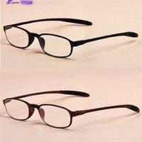 bendable eyeglasses - New Black Oval Frame Reader Eyeglass Bendable Reading Glasses Toughness