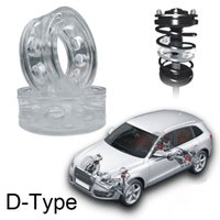 Wholesale 2 D Type Car Auto Shock Absorber Spring Bumper Power Cushion Buffer Special High quality
