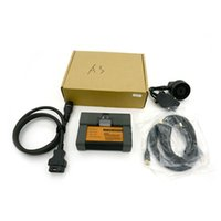 Wholesale New Arrival For BMW ICOM A3 Professional Diagnostic Tool Hardware V1 with Version Software DHL