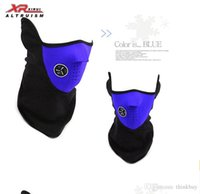 Wholesale New arrivel dust mask mountain bike maske skiing bicycle mask hot sale warm cycling mask