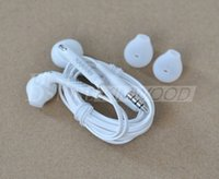 Wholesale For Samsung Galaxy S6 Headphone Earphone in ear mm In Ear Stereo With Mic Remote Volume Control with Retial Box