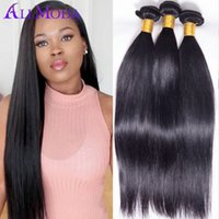 Wholesale Malaysian Virgin Hair straight Hair Bundle deals Unprocessed Malaysian Human Hair Weaves Malaysian Virgin Hair Bundles g b color