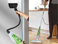Wholesale 2015 Hot selling in multi function steam mop upgraded version of the X6 Steam mop best quality AU plug UK plug EU plug Fast Shipping