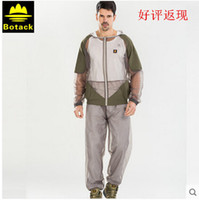 army insect repellent - anti mosquito Night Fishing Insect Repellent outdoor quick dry breathable super cool thin hoody shooting hunting ghillie set