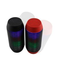 Wholesale Hot JB2 PULSE Portable Wireless Bluetooth Mini Speaker Support NFC Colorful LED lights HIFI Music speakers