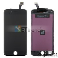 Wholesale LCD Display Touch Digitizer Complete Screen with Frame Full Assembly Replacement for iPhone iphone plus DHL