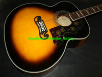 Wholesale 43 Guitars Jumbo Acoustic Guitar in Vintage Acoustic Guitar guitar factory