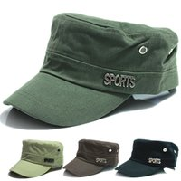 military hats and caps - fashion Military Caps Army Hat baseball caps Adjustable outdoor sport cap hat for men and women