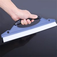 squeegees - Squeegee for Shower Window and Car Glass Auto Silicone Car Window Wash Cleaner Wiper Squeegee Blade