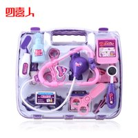 Wholesale Value explosion models Children s play puzzle simulation medicine cabinet doctor playset girl gift b