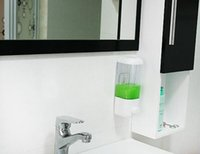 hotel soap - Fashion Hot ABS Material Wall mounted Soap Dispenser for Bathroom Kitchen Bedroom Hotel Hospital cm