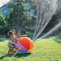 best water sprinklers - best selling inflatable water polo children s outdoor sprinkler toys new design inflatable toys