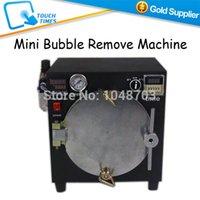 Cheap 2014 NEW Black Mini High Pressure Autoclave OCA Adhesive Sticker LCD Bubble Remove Machine for Glass Refurbishment