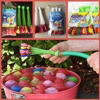 magic toys - Bunch Water Balloons Frozen Magic Water Balloons in Bunch Amazing children water game toys Water bomb Fill Per Minute