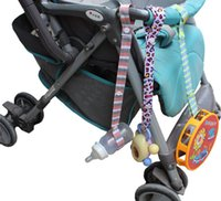 baby bottle strap - Toy Saver Strap Lemommom anti lost baby toys rope toys with versatile stroller toy stroller straps belt