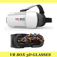 android to ios - universal Mobile phone VR BOX d glasses BOX glasses to storm the magic mirror Virtual reality goggles vr box VR glasses