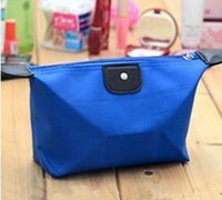 bag photo seller - Mimco Carteira Feminina Wallets Factory Candy color Cosmetic Bag Taobao Sellers Selling Dumplings Type Gift Giveaways