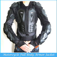 motocross gear - Motorcycle Full Body Armor Jacket Motocross Protector Spine Chest Protection Gear M L XL XXL C15
