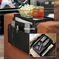 handrail - Vacuum Bag Storage Pockets Sofa Handrail Couch Armrest Arm Rest Organizer Remote Control Holder Bag On Tv Corrimao Braco Resto