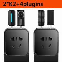 Wholesale Smart home wifi plugs sockets Kankun K2 broadlink and orvibo EU AU UK US Scoket with Plugins