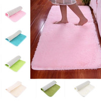 Wholesale Soft Anti skid Carpet Flokati Shaggy Mat Rug For Living Dining Bedroom Floor