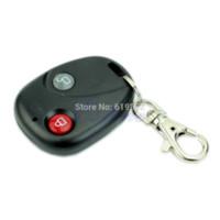 Wholesale A31 PC Security Wireless Remote Control Vibration Motorcycle Car Detector Burglar Alarm M18143 alarm digital