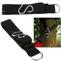 Wholesale Best seller kg Load bearing Portable Hanging Kit Strap Travel Sleeping Hammock Straps Outdoor Furniture