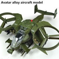 avatars vehicles - Avatar Scorpion helicopter model collection model alloy Airplane model Toy Vehicles Diecasts Airplanes toys