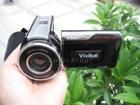 Wholesale Handhold digital video camera Max MP quot inch TFT LCD X Zoom MP with Telephoto lens P HD DV camcorder