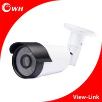 Cheap CWH-A6231T HD AHD Camera with Bracket 1MP 1.3MP 2MP and white color for Indoor and Outdoor Use Waterproof CCTV Security Camera Surveillance